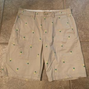 Old Navy Pineapple shorts!